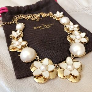 New Kate Spade Statement Necklace